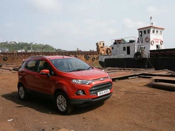 Ford EcoSport bookings open at Rs 50,000