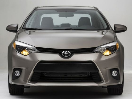 New 2014 Toyota Corolla revealed