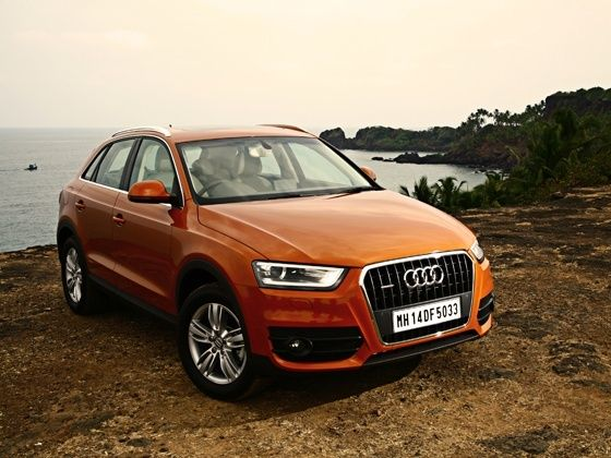 2013 BMW X1 sDrive 20d vs Audi Q3 TDI : Comparison