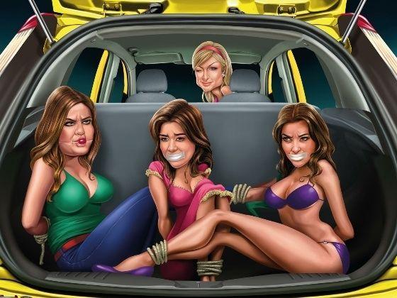 Ford Figo Kim Kardashian ad