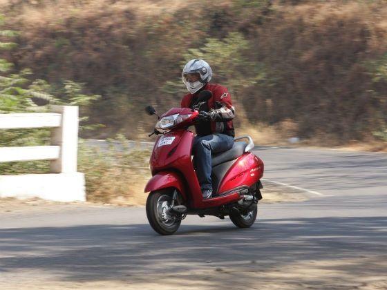 New Honda Activa HET in action