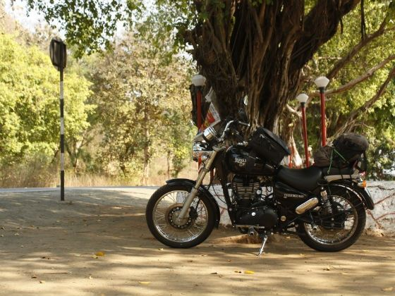 Royal Enfield REUNION ride to Mahableshwar on the Thunderbird 500