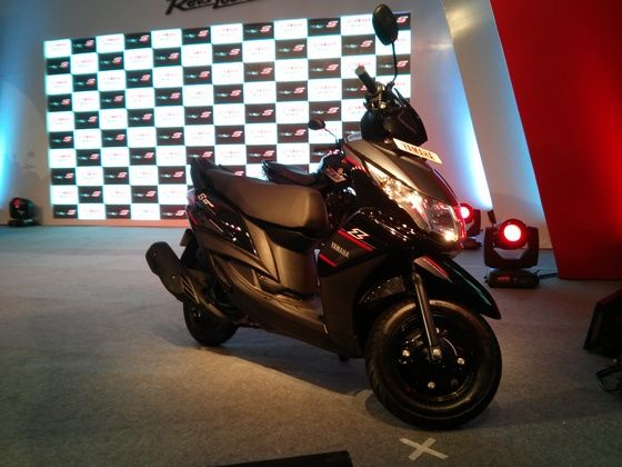 Yamaha Ray Z and SZ-R launched