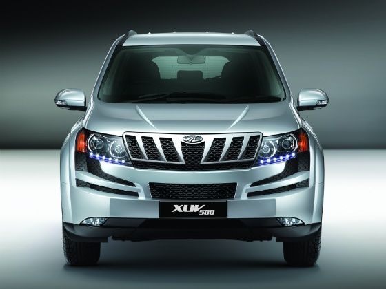 XUV500 W4 launched