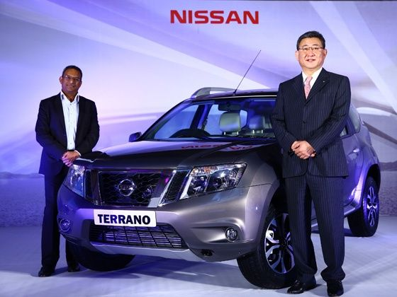 Nissan Terrano launched at Rs 9.59 lakh