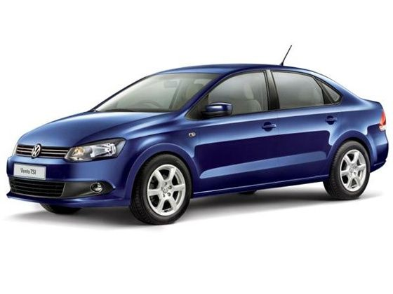 Volkswagen Vento TSI launched