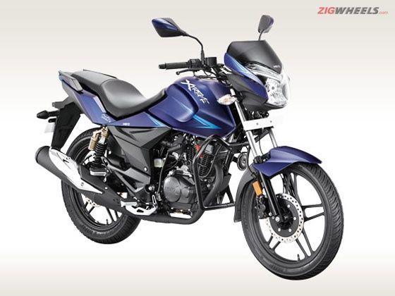 2014 Hero MotoCorp Xtreme facelift