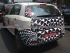 2015 Fiat Punto facelift: Interior spy pics