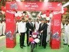 Honda CB Shine touches 30 lakh unit mark