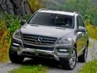Mercedes M-Class facelift could come by year-end