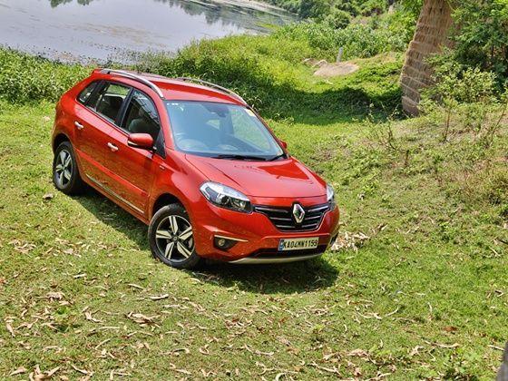 2014 Renault Koleos Facelift Review Zigwheels