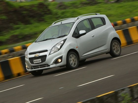 2014 Chevrolet Beat Diesel: Review
