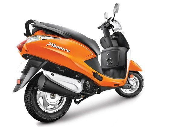 Tvs Scooty Zest Vs Yamaha Ray  Honda Activa I And Hero
