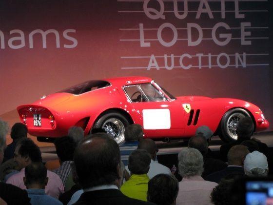 Ferrari 250 GTO sells for Rs 230 Crore