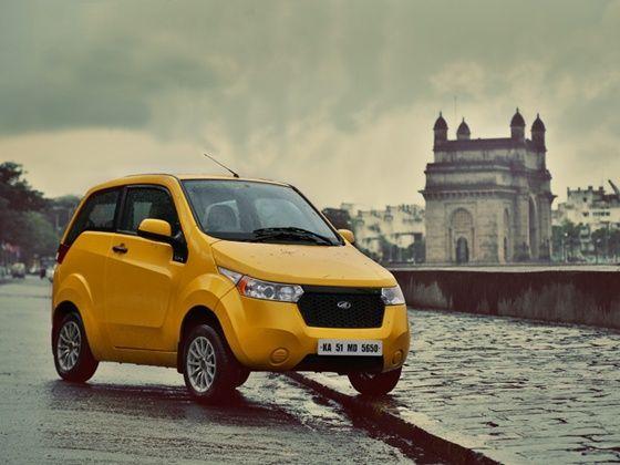 2014 Mahindra Reva e2o T2: Review - ZigWheels