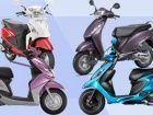 TVS Scooty Zest vs Yamaha Ray, Honda Activa i and Hero Pleasure: Spec Comparison Review
