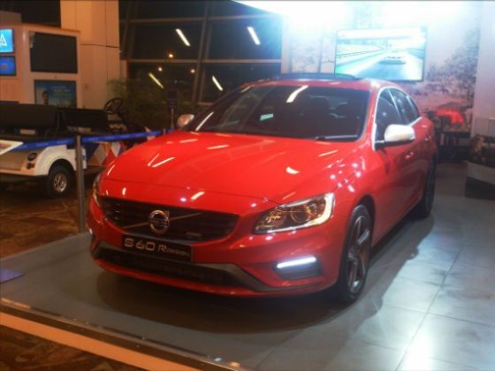 New Volvo S60 R-Design launched in India