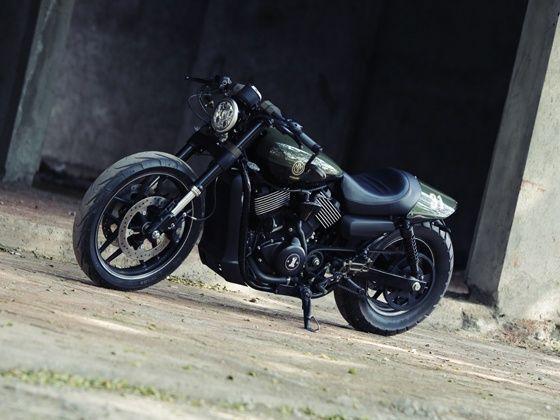 Moto Miu Katanga Uno Street 750