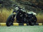 Moto Miu Katanga Uno custom Street 750 Review