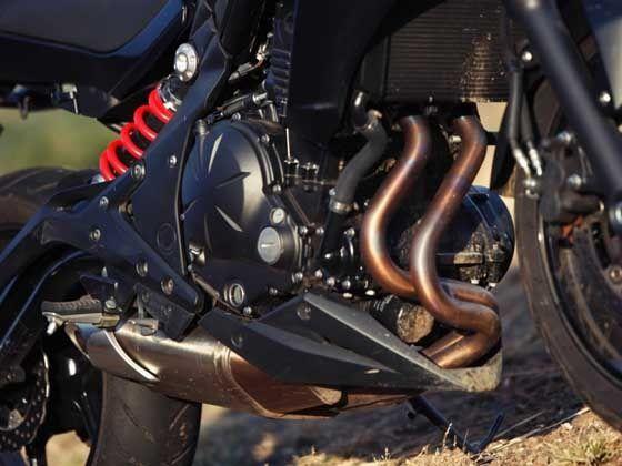Kawasaki Er 6n Review Zigwheels