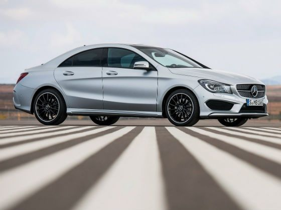 Mercedes-Benz CLA launch on January 22