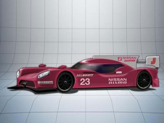Nissan GT-R LM Nismo leaked