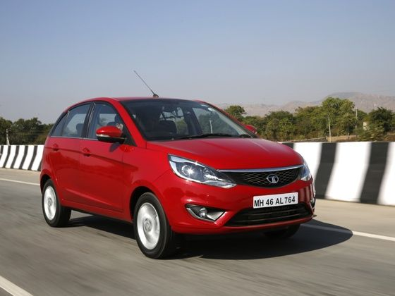 Tata Bolt in action