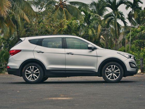 2014 Hyundai Santa Fe Profile
