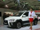 Auto Expo 2014: Toyota Etios Cross Preview