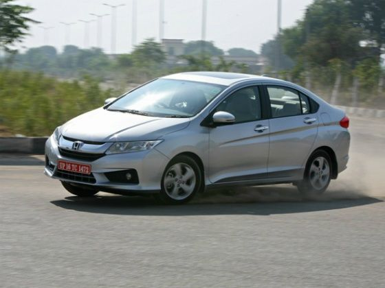 Honda City Petrol production commences