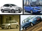 Hyundai Xcent: Competition Check