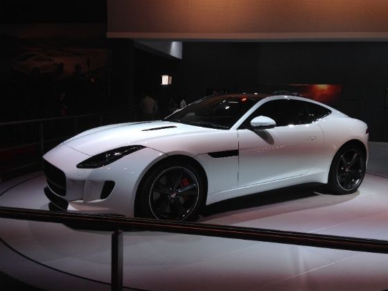 Jaguar F Type Coupe launched in India