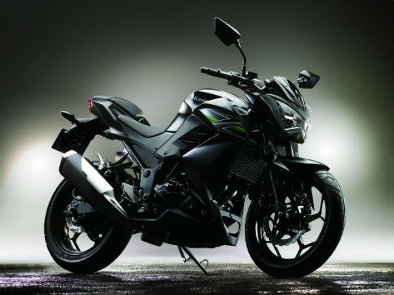 2014 Kawasaki Z250 first review