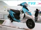 Auto Expo 2014: New TVS Scooty Zest preview