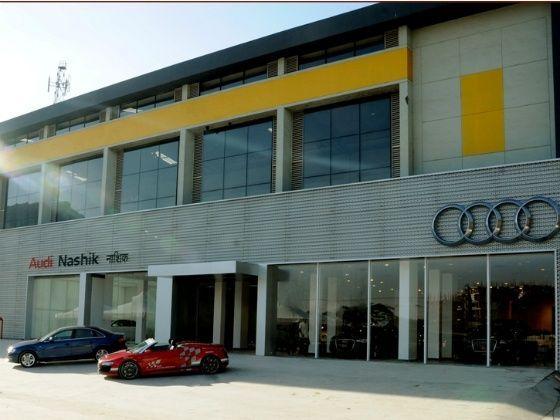 Audi Dealership in Nashik