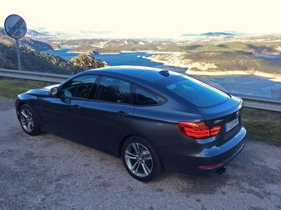 BMW Series GT First Drive ZigWheels - Bmw 3 series 2014 price