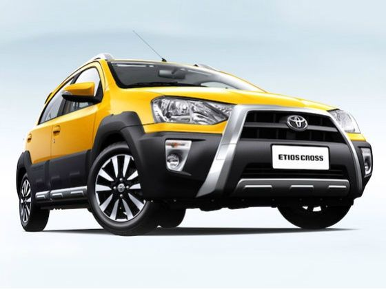 Toyota Etios Cross to debut at Indian Auto Expo 2014