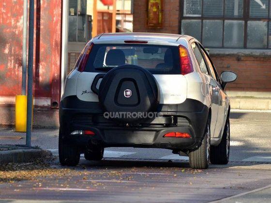 Fiat Punto Avventure