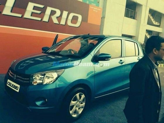 Maruti Celerio Bookings commence
