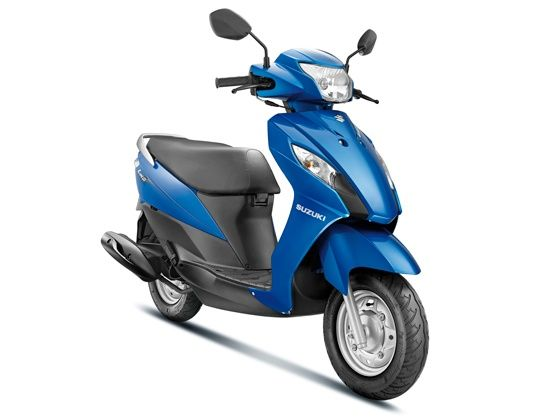 2014 new Suzuki Let's preview