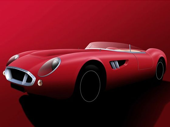 The Barchetta concept car