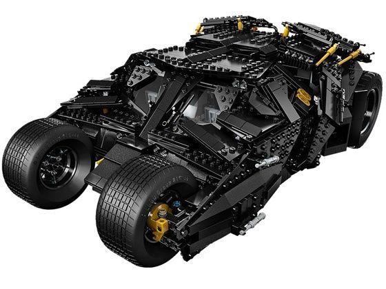 Lego Batman Tumbler kit