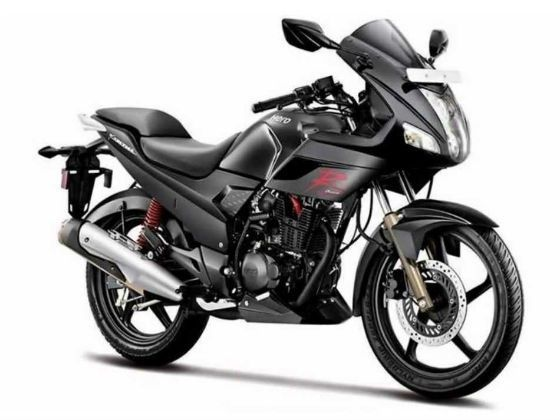 New Hero Karizma R