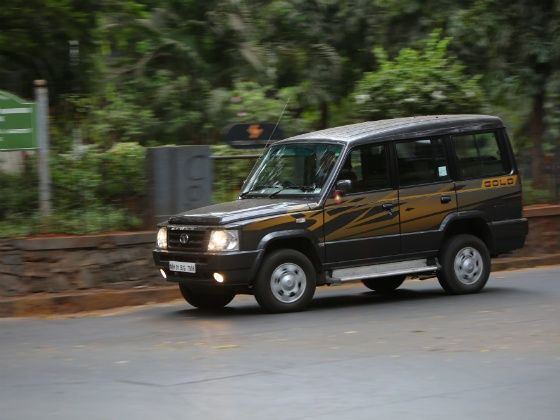 Tata Sumo Gold Long Term Review front