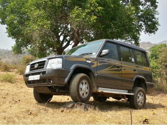 Tata Sumo Gold GX off road
