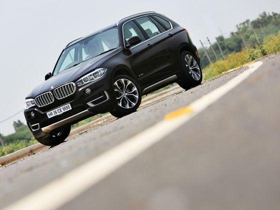 2014 Bmw X5 Xdrive 30d Review Zigwheels