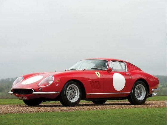RM Auctions 2014 Ferrari 275