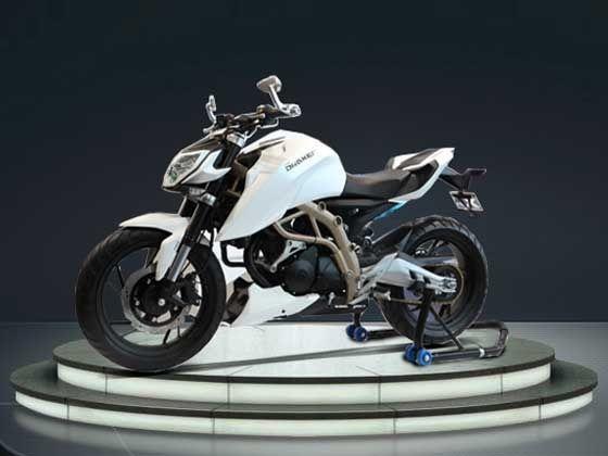 TVS Apache 2015 to be based on TVS Draken X21 concept