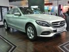 2015 Mercedes-Benz C-Class unveiled at CeBIT in Bangalore