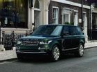 Range Rover SVO Holland and Holland edition revealed